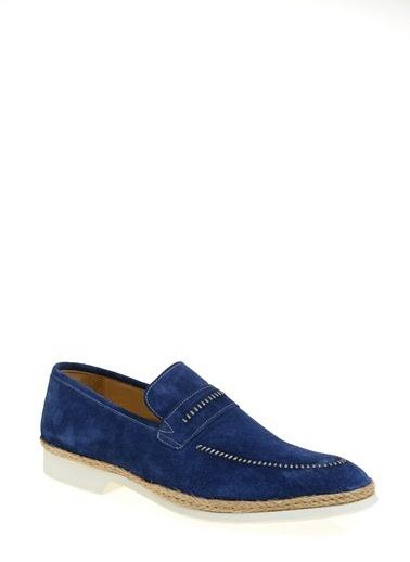 Daffari Loafer Ayakkabı Lacivert
